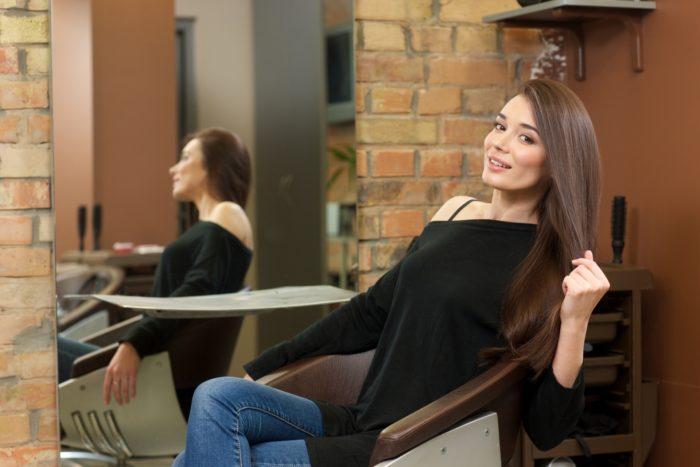 美容師 客 楽しみ