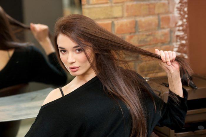 髪の伸びが早い人