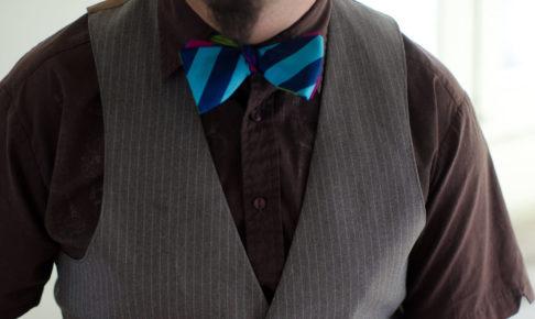 蝶ネクタイをつけている美容師は上手い?