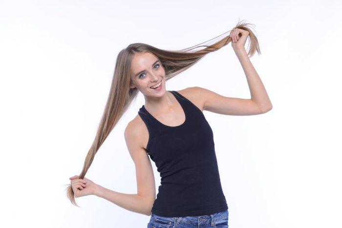 髪を切りたいけど伸ばしたい