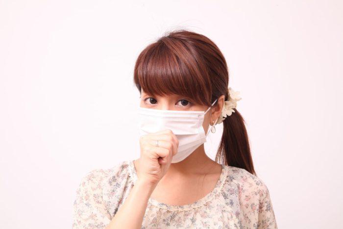 美容室で咳は迷惑?
