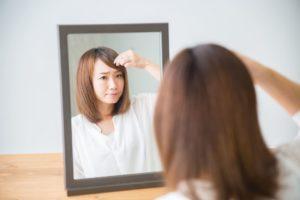 前髪を早く伸ばす方法