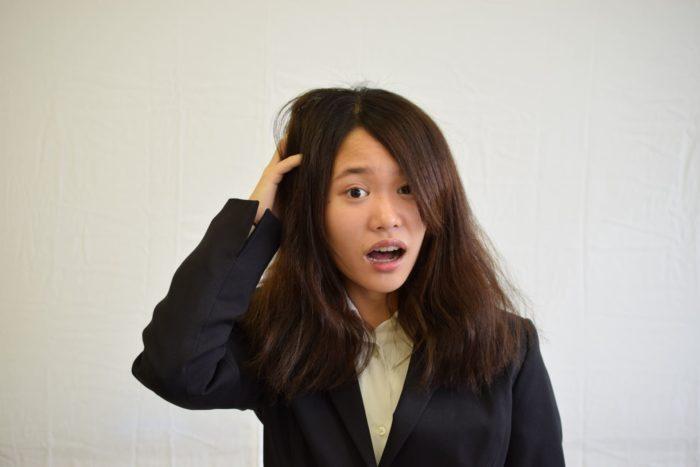 しっとり重視で髪をまとめるヘアケア