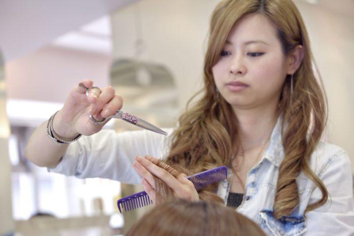 美容師はみんなカットが好き?