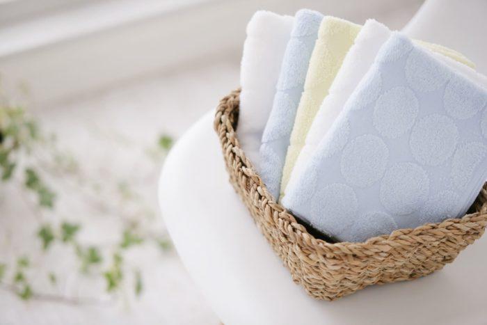 美容室のタオルの色の違いは?