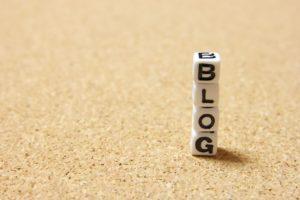 個人のブログとホットペッパーのブログ